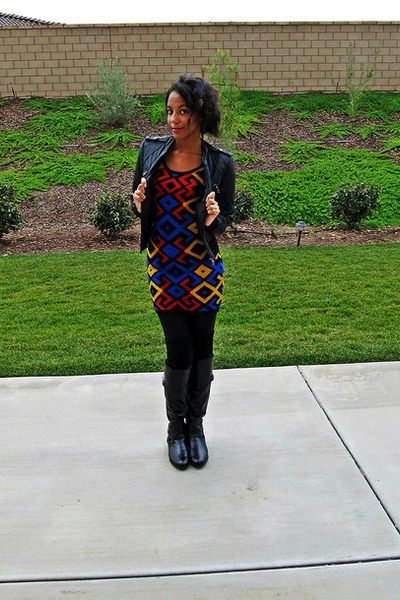 Black Riding Boots How to Wear Black Riding Boots Dsw