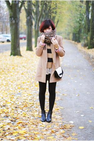 Pinkbullet bag - H&M blazer