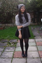 polo Topshop sweater - chelsea boots Daisystreet boots