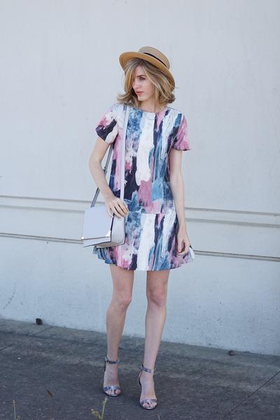 White-target-dress