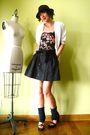 Gray-h-m-skirt