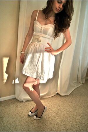 H&M dress - H&M flats