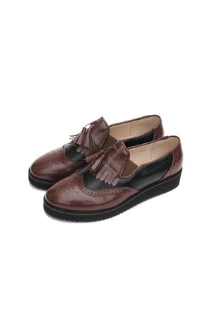 Seek & Seed loafers