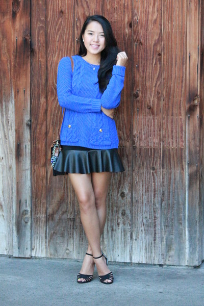 Leather Skirt - How to Wear Leather Skirt Trend | Chictopia