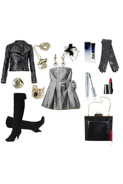 accessories - boots