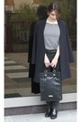 Black-zara-boots-black-zara-coat-black-blugirl-blumarine-bag