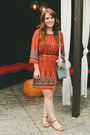 Burnt-orange-exalted-heights-dress-sky-blue-modcloth-purse