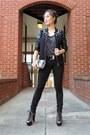 Black-skinny-vince-jeans-black-varsity-bomber-savous-jacket