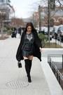 Black-stuart-weitzman-boots-black-shop-sosie-jacket-black-boy-chanel-bag