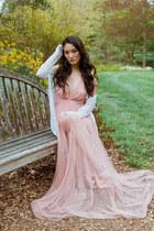 light pink Red Dress Boutique dress