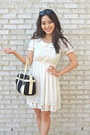 Oasap-dress-classic-bvlgari-bag-cole-haan-sunglasses