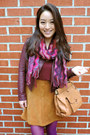 Bronze-oxford-wedges-seychelles-shoes-maroon-aeropostale-jacket