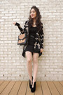 Black-suede-platform-deb-boots-black-polka-dot-apt-9-tights