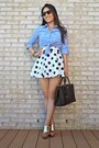 Black-saffiano-prada-bag-black-charlotte-russe-sunglasses-white-oasap-skirt