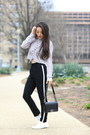 Heather-gray-amiclubwear-top-black-track-kohls-pants