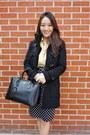 Black-winter-burberry-coat-black-saffiano-prada-bag-yellow-velvet-heart-top