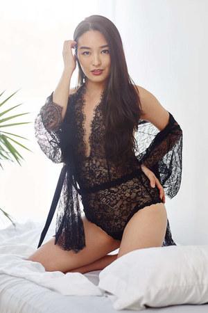 black robe hanky panky intimate - black lace onesie hanky panky intimate