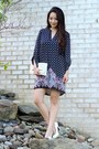 Black-printed-tunic-almost-famous-dress
