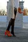 Carrot-orange-color-block-alexandre-herchcovitch-heels