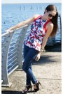 Skinny-jeans-hollister-jeans-cat-eye-urban-outfitters-sunglasses