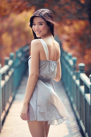 light blue unbranded dress