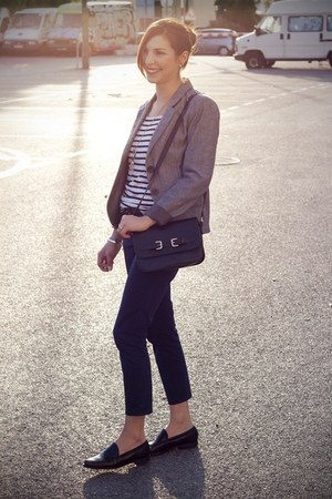 Sebago shoes - Only blazer - Pimkie pants