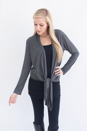 San Francisco City Lights cardigan