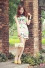 Green-shopaholic-dress-eggshell-clutch-sm-accessories-bag