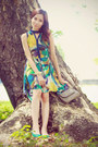 Flowy-binkydoodles-dress-shoulder-fab-manila-bag-ballet-ziggy-zooey-flats