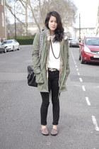 leopard print Vans sneakers - Topshop jeans - Topshop sweater