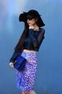 Hat-hat-sunglasses-sunglasses-skirt-skirt-shoes-heels-earrings-earrings