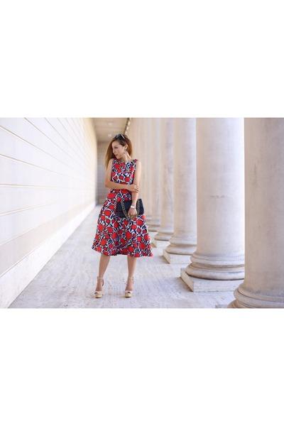 Bag bag - on sale for 62 Dress dress - sunglasses sunglasses - Shoes heels