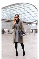 Bag bag - boots boots - on sale Dress dress - on sale Sweater coat