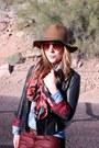 H-m-jeans-target-hat-navy-express-jacket-j-crew-shirt-ann-taylor-scarf