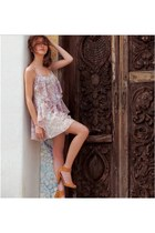 GoJane shoes - Gucci dress