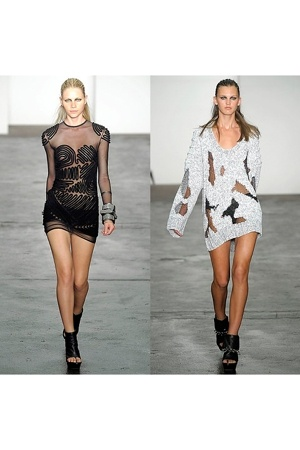 Alexander Wang sweater - Alexander Wang dress