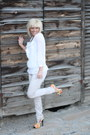 Ivory-sheer-abercrombie-and-fitch-blouse-eggshell-h-m-pants