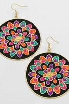 Epoxy-earrings