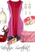 colorblock Target dress