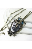 Steampunk-necklace