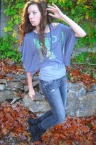 sequined Wet Seal shirt