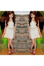 Forever-21-dress-aldo-necklace-call-it-spring-heels