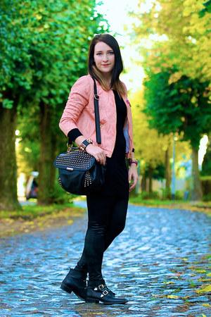 H&M jacket - Stradivarius shoes