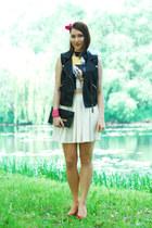 new look vest