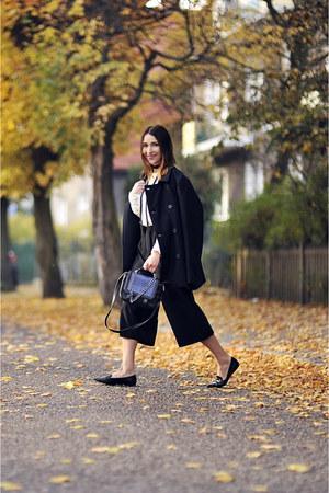 skinny scarf moodo scarf - culottes F&F pants