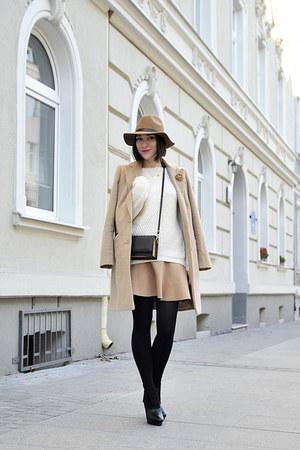 camel F&F coat