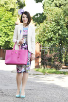 pink shopper Orsay bag