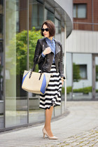 pleated skirt F&F skirt