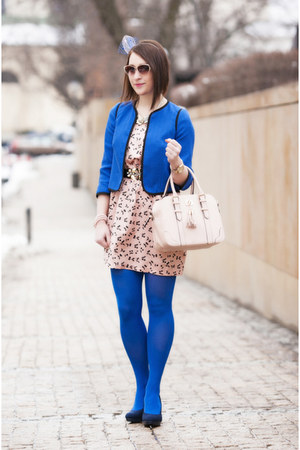 cobalt elegant new look jacket