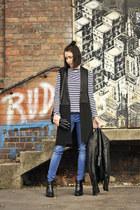 stripes striped blouse